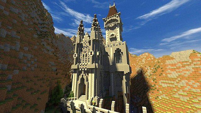 minecraft-德拉古城堡