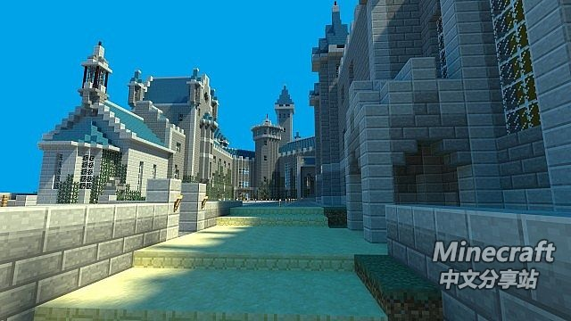 minecraft我的世界-霍亨索伦城堡