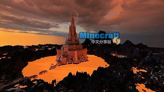 minecraft我的世界地图 valyrian高塔 权利的游戏下载