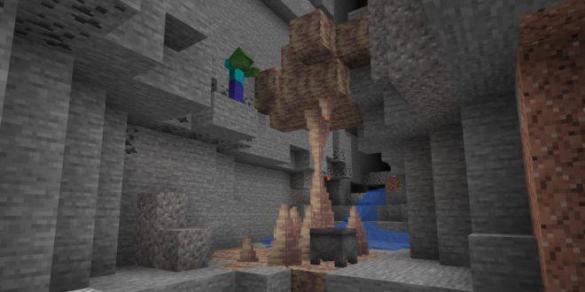 我的世界(Minecraft)Java版 20w48a 发布 新加入尖滴石